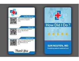 #170 cho Business card designer bởi DesignerTanvirR
