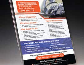 #19 for Build a single page A4 marketing brochure / flyer from supplied text af MDSUHAILK