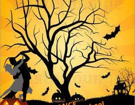 nº 58 pour design a poster for HALLOWEEN Party par afrojahasan06