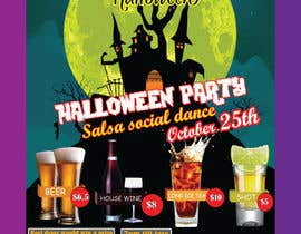 nº 63 pour design a poster for HALLOWEEN Party par forhad3gfx