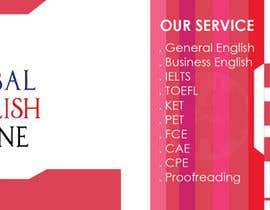 nº 2 pour Design some Business Cards for an English School par khejhubservices
