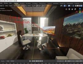 #8 untuk 3D model for an office (financial advisor) oleh danieljimenez1