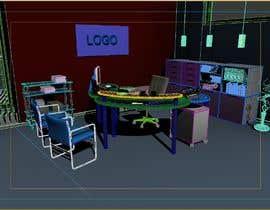 #32 untuk 3D model for an office (financial advisor) oleh patoalejo72