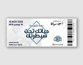 #3 for بالعربي Design Event Tickets & Certificates [Arabic] af zitouniayoub1