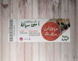 #17 for بالعربي Design Event Tickets & Certificates [Arabic] af sarahkheid