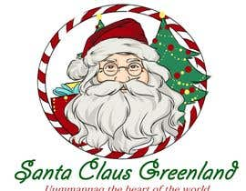 #7 cho update of our logo about Santa clause bởi ainasidek9702
