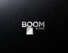 "#294 untuk ""BOOM Store"" webshop logo oleh MATLAB03"