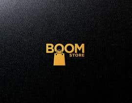 "#298 untuk ""BOOM Store"" webshop logo oleh MATLAB03"