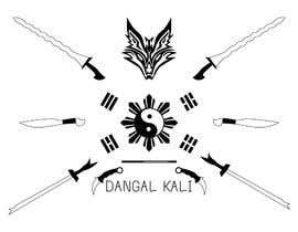 #10 untuk Martial Arts Logo (Outline Style) oleh furkanstar