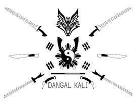 #13 untuk Martial Arts Logo (Outline Style) oleh furkanstar