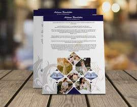 Nro 29 kilpailuun Wedding Venue Leaflet käyttäjältä Biplob912