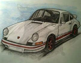 #54 для Tshirt artwork based on a real life car от parvezahmadjoy