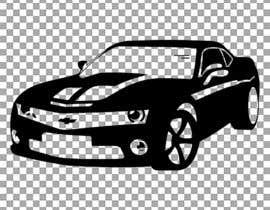 #45 для Tshirt artwork based on a real life car от mdshitolarbid252