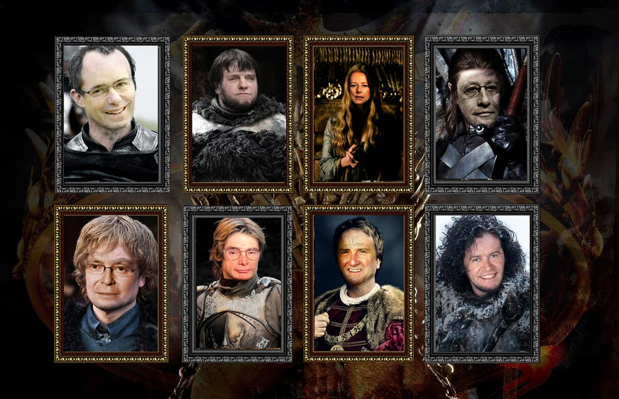 #61 for Photoshop Aussie Politicians into Game of Thrones Mashup by theDesignerz