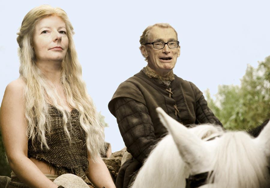 #38 para Photoshop Aussie Politicians into Game of Thrones Mashup de Pin3d