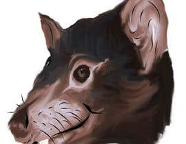 #35 para Illustration Design for Tasmanian Devil (Chocolate Mold) por CDFdesign