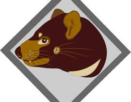 #16 para Illustration Design for Tasmanian Devil (Chocolate Mold) por dbargoon