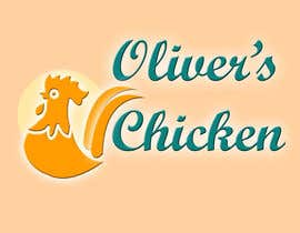 #15 para Logo Design for chicken and pizza shop por OSSDesign