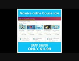 #1 untuk Create a 15-30 second video promoting a website that sells online courses oleh munna193804