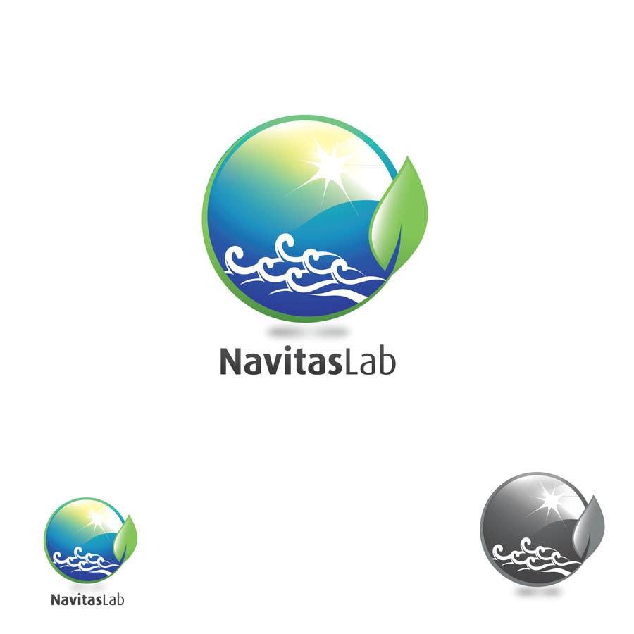 Penyertaan Peraduan #34 untuk Logo Design for Navitas Lab