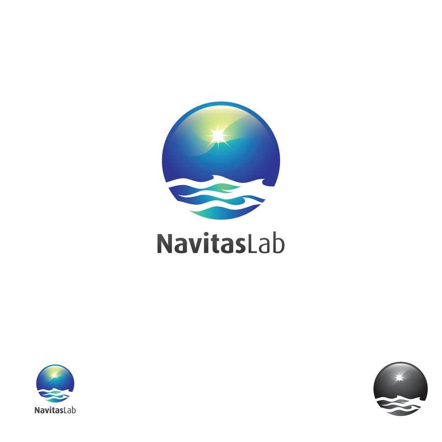 Penyertaan Peraduan #56 untuk Logo Design for Navitas Lab