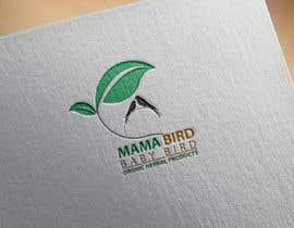 #28 untuk Mama Brid Baby Bird logo design oleh sukeshroy540