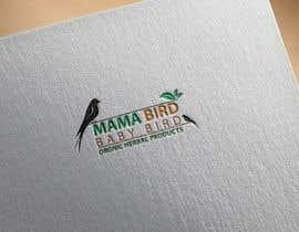 #32 untuk Mama Brid Baby Bird logo design oleh sukeshroy540