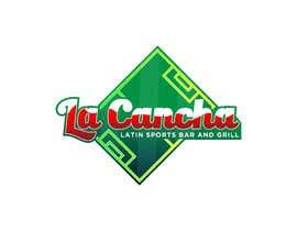 #141 for Create a Logo for Latin Sports Restaurant af BrilliantDesign8