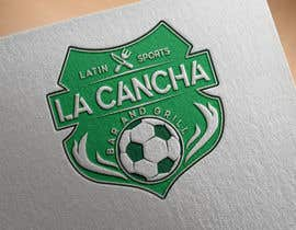 #32 for Create a Logo for Latin Sports Restaurant af robsonpunk