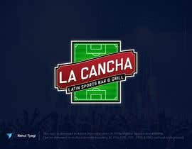 #110 for Create a Logo for Latin Sports Restaurant af rahulkaushik157