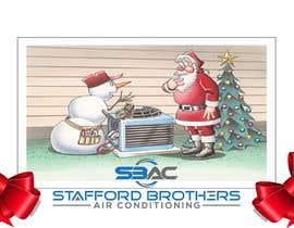 #47 for Australian HVAC Christmas Card by sohelma
