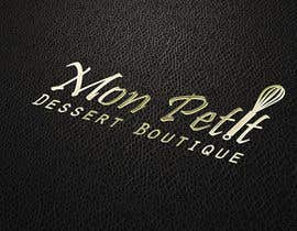 #3 for I need a Logo desing and branding for my new pastry shop in vector format. Please send me references! Name of the shop is Mon Petit Dessert Boutique! af hiyaa