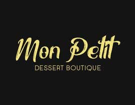 #13 for I need a Logo desing and branding for my new pastry shop in vector format. Please send me references! Name of the shop is Mon Petit Dessert Boutique! af hiyaa