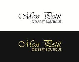 #15 for I need a Logo desing and branding for my new pastry shop in vector format. Please send me references! Name of the shop is Mon Petit Dessert Boutique! af hiyaa