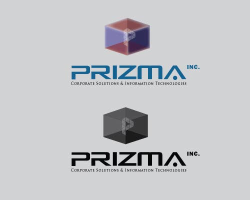 "Konkurrenceindlæg #76 for Logo Design for ""Prizma"""