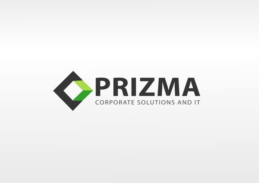 "Proposition n°118 du concours Logo Design for ""Prizma"""