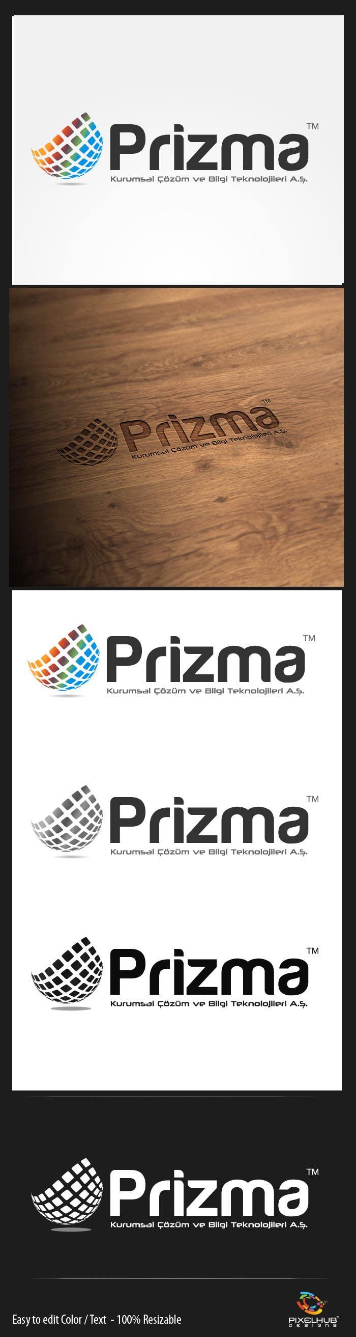 """Konkurrenceindlæg #289 for Logo Design for """"Prizma"""""""