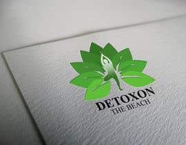 #28 cho DESIGN A LOGO FOR www.detoxonthebeach.nl bởi DhanvirArt