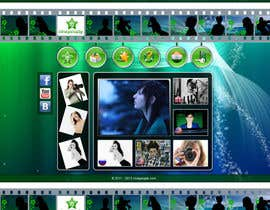 #9 for Website Design for NinePeople.com by SevenStarInfo