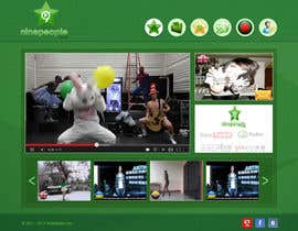 #11 for Website Design for NinePeople.com by sayedphp