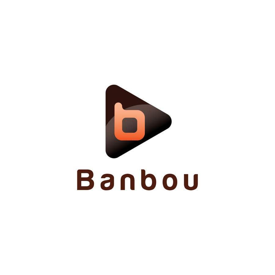"Penyertaan Peraduan #56 untuk Need a logo for a video streaming Service named ""Banbou""."