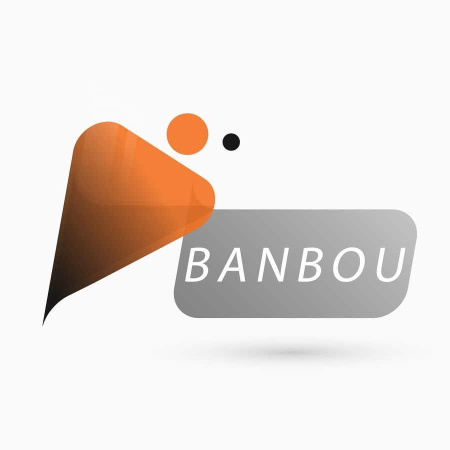 "Kilpailutyö #9 kilpailussa Need a logo for a video streaming Service named ""Banbou""."