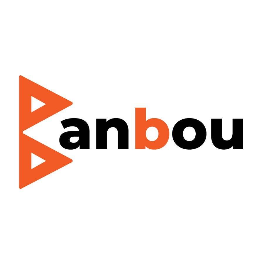 "Penyertaan Peraduan #53 untuk Need a logo for a video streaming Service named ""Banbou""."