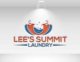 nº 37 pour Logo for Laundromat par foysalmahmud82
