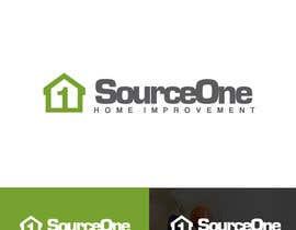 #96 for Create a logo for Source One Home Improvement af nashare4u