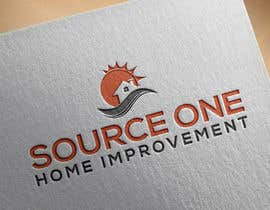 #7 for Create a logo for Source One Home Improvement af farque1988