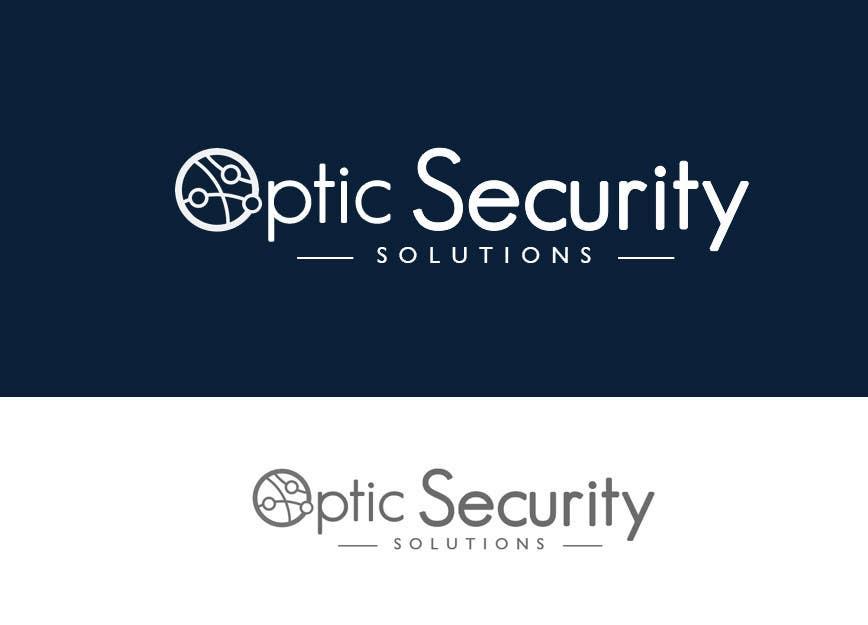 Bài tham dự cuộc thi #                                        13                                      cho                                         Design a Logo for Optic Security Solutions -- 2