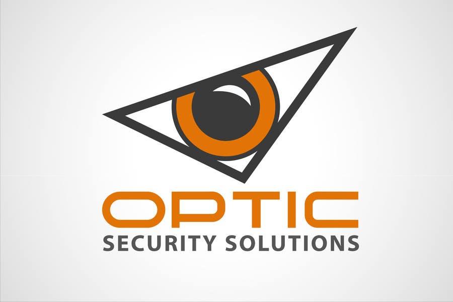 Bài tham dự cuộc thi #                                        21                                      cho                                         Design a Logo for Optic Security Solutions -- 2