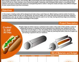 venug381 tarafından The Exciting Hot Dog Solar Cooker için no 10