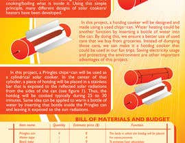BuDesign tarafından The Exciting Hot Dog Solar Cooker için no 7